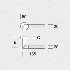 ITH153 - mahagón-technický list