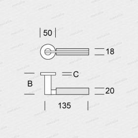 ITH151 - mahagón-technický list