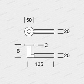 ITH152 - mahagón-technický list