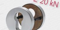 Okrúhla rozeta ES 92349