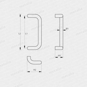 madlo Design 2200 PVD-technický list