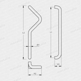 madlo Design inox 3000-technický list