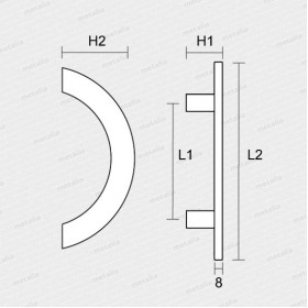 madlo 921-technický list