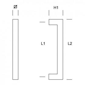 madlo MQ54-technický list