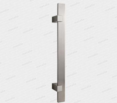 madlo 1059 - nikel mat/inox