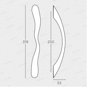 madlo 473 - nikel mat-technický list