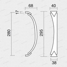 madlo Oliveto M18-technický list
