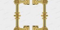 madlo Perugia - mosadz leštená