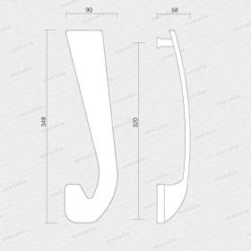 madlo Rimini M18-technický list