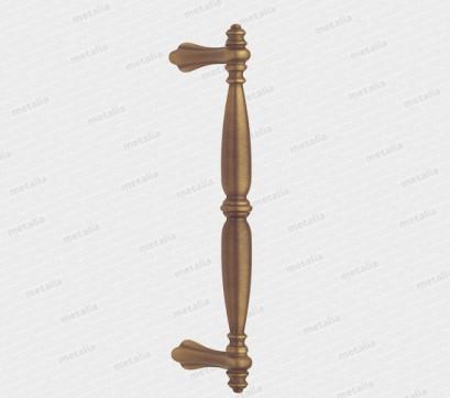 madlo Vittore - mosadz bronz česaný