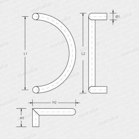 madlo Tondo-technický list